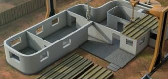 Construction : vers des maisons imprimées en 24H ?